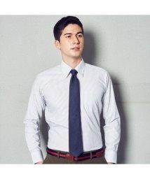 BRICKHOUSE/ワイシャツ長袖形態安定 レギュラー ネイビー系 スリム/502849652