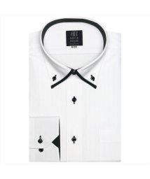 BRICKHOUSE/ワイシャツ 長袖 形態安定 マイタードゥエボットーニボタンダウン 白 標準体/502849697