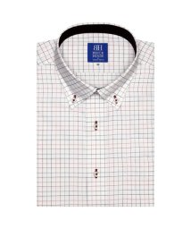BRICKHOUSE/ワイシャツ 半袖 形態安定 ドゥエボットーニ ボタンダウン/502850529