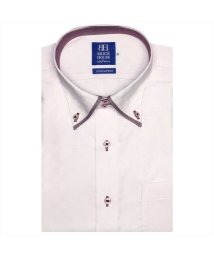 BRICKHOUSE/ワイシャツ 半袖 形態安定 マイター ドゥエボットーニ ボタンダウン/502850722