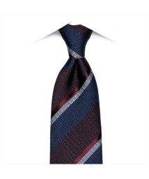 BRICKHOUSE/ネクタイ / ビジネス / フォーマル / 日本製ネクタイ 絹100% エンジ系 ストライプ柄/502850972