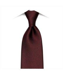 BRICKHOUSE/ネクタイ / ビジネス / フォーマル / 日本製ネクタイ 絹100% エンジ系 無地柄/502851727