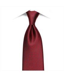 BRICKHOUSE/ネクタイ / ビジネス / フォーマル / 日本製ネクタイ 絹100% レッド系 無地柄/502851869