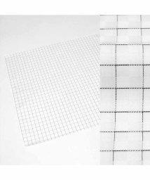 BRICKHOUSE/メンズ ハンカチ 日本製 綿100% 黒系 チェック柄/502852010