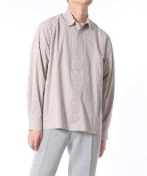 ADAM ET ROPE'/【PRIMEFLEX/プライムフレックス】レギュラーカラーシャツ/ストレッチ性・速乾性・耐久性/502854049