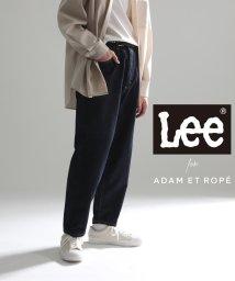 ADAM ET ROPE'/【LEE×ADAM ET ROPE'】テーパードクロップドパンツ/502854072