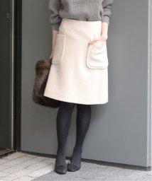 La TOTALITE/《追加2予約》ブークレーポケットスカート◆/502854248