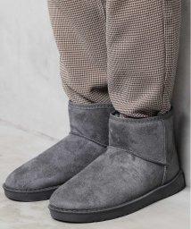 JIGGYS SHOP/ムートンブーツ / ブーツ ムートンブーツ ムートン メンズ 靴 ショート スエード スウェード/502854878
