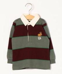 SHIPS KIDS/soft gallery:BALSAM GREEN ELIAS BABY T-SHIRT(90cm)/502855537
