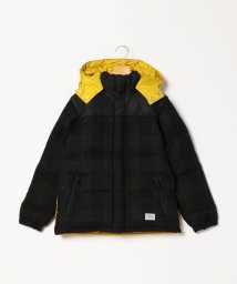 SHIPS KIDS/ARCH&LINE:【SHIPS KIDS別注】4WAY シェットランドウール ダウンジャケット(155cm)/502855685