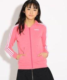 PINK-latte/【adidas/アディダス】ジップパーカー/502855711