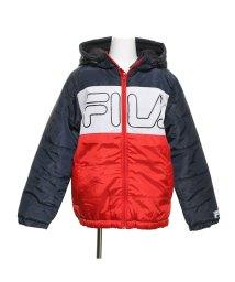 FILA/フィラ FILA ジャケット (レッド)/502855787