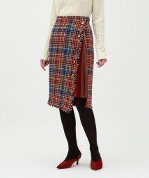 LOVELESS WOMEN/【BONOTTO】ツィード チェック スカート/502663678