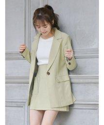 MIIA/【セットアップ対応商品】テーラードジャケット/502856545