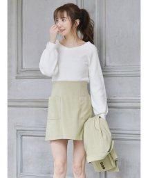 MIIA/【セットアップ対応商品】インナー付ミニスカート/502856546
