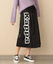 CAST:/【Kappa】ロゴロングスカート/502856832