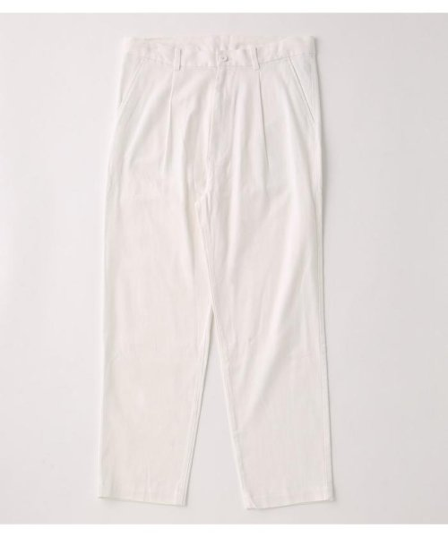 AZUL by moussy(アズールバイマウジー)/COTTON STRETCH TAPERED CHINO/251CSY31-364E