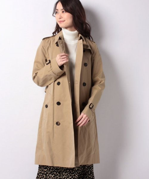 BURBERRY(バーバリー)/Woman's Kensington Long Trench Coat/3900458
