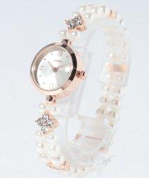 SELECT/〈nattito/ナティート〉pearl watch/パールウォッチ ポルカ/502842866
