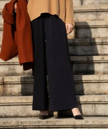 marjour/RIB KNIT PANTS/502859667