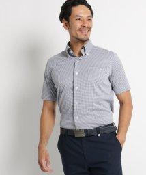 adabat/【吸水速乾/UVカット】アダバット×HITOYOSHI SHIRTS 半袖ボタンダウンシャツ/502859942