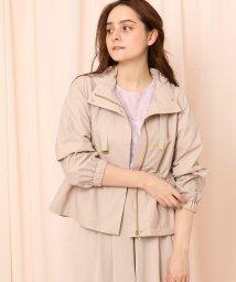 Couture Brooch/【WEB限定サイズ(LL)あり】ショート丈ドロストマウンテンパーカー/502859943
