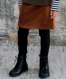 子供服Bee/レギ付きコーデュロイスカート/502860429