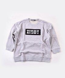 ZIDDY/リバーシブルスパンコールトレーナー/502796260