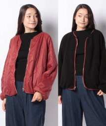 URBAN RESEARCH OUTLET/【ITEMS】裏ボアキルティング2WAYブルゾン/502830960