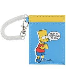 RUNNER/ザ シンプソンズ The Simpsons シングルパスケース バート ファミリー 合皮 /502841258