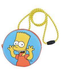 RUNNER/ザ シンプソンズ The Simpsons ラウンドネックパース バート ファミリー 合皮 /502841259