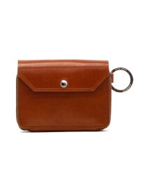 AS2OV/アッソブ 財布 AS2OV ラウンドファスナー OILED ANTIEQUE LEATHER SHORT WALLET ASSOV 041901/502861795