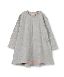 branshes/裏配色裏毛ワンピース(90~150cm)/502861919