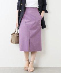 La TOTALITE/《追加》フェイクスウェードタイトスカート◆/502861985