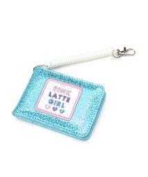 PINK-latte/グリッターパスケース/502864295