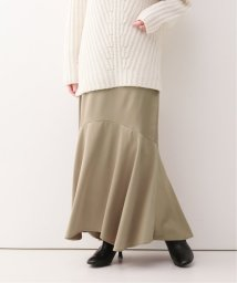 U by Spick&Span/サテンヘムラインスカート3/502865161