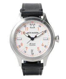 BEAMS MEN/JACK MASON / Rescue Orange AVIATION JM-A401-005 JAPAN LIMITED EDITION 3針 ウォッチ/502810901