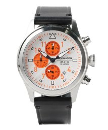 BEAMS MEN/JACK MASON / Rescue Orange AVIATION JM-A102-407 JAPAN LIMITED EDITION クロノグラフ/502810902