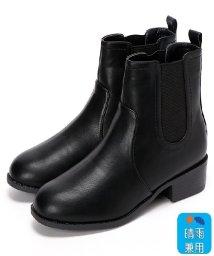 velikoko/【19.5~27cm】晴雨兼用ブーツ(4.0cmヒール)/502839148
