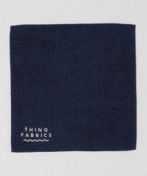 green label relaxing/[シングファブリクス] SC THING FABRICS ハンドタオル タオルハンカチ/502841204