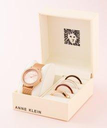 ANNE KLEIN/ANNE KLEIN ドレスウォッチ付け替えベゼルリングセット/502852371