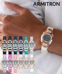 ARMITRON NEWYORK/ARMITRON 腕時計 レディース デジタル スリム スポーツウォッチ/502852376