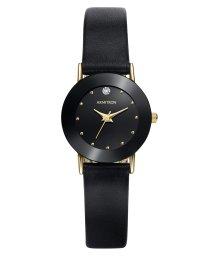 ARMITRON NEWYORK/ARMITRON 腕時計【本物のダイアモンド使用】 レディース アナログ レザーウォッチ ダイヤモンドアクセント/502852383
