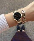 ARMITRON NEWYORK/ARMITRON 腕時計 レディース アナログ クラッシー ドレスウォッチ レザーバンド/502852384