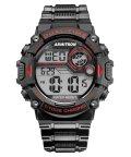 ARMITRON NEWYORK/ARMITRON 腕時計 デジタルクロノグラフ スポーツウォッチ ブラック/502852389