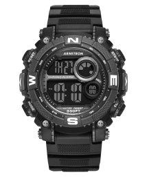 ARMITRON NEWYORK/ARMITRON 腕時計 デジタルクロノグラフ スポーツウォッチ/502852394