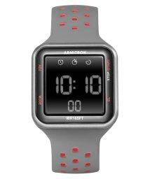 ARMITRON NEWYORK/ARMITRON 腕時計 デジタルクロノグラフ ダイヤルウォッチ スクエアタイプ/502852395