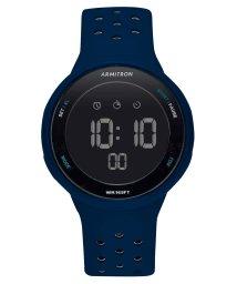 ARMITRON NEWYORK/ARMITRON 腕時計 デジタルクロノグラフ ダイヤルウォッチ ラウンドタイプ/502852398