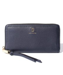 Marc Jacobs/MARC JACOBS M0015119 001 ラウンドファスナー長財布/502852608