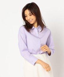 NOLLEY'S/パール釦2WAYシャツ/502853258